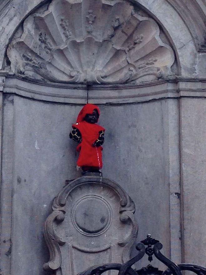 Brussel Manneke Pis