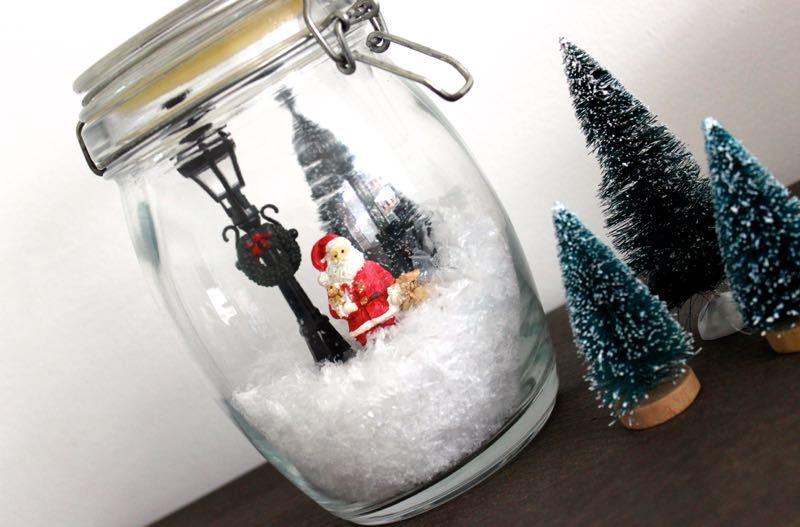 DIY Christmas Jar