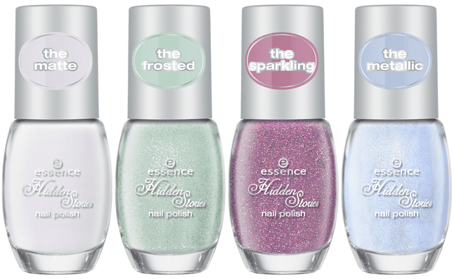 essence hidden stories nail polish