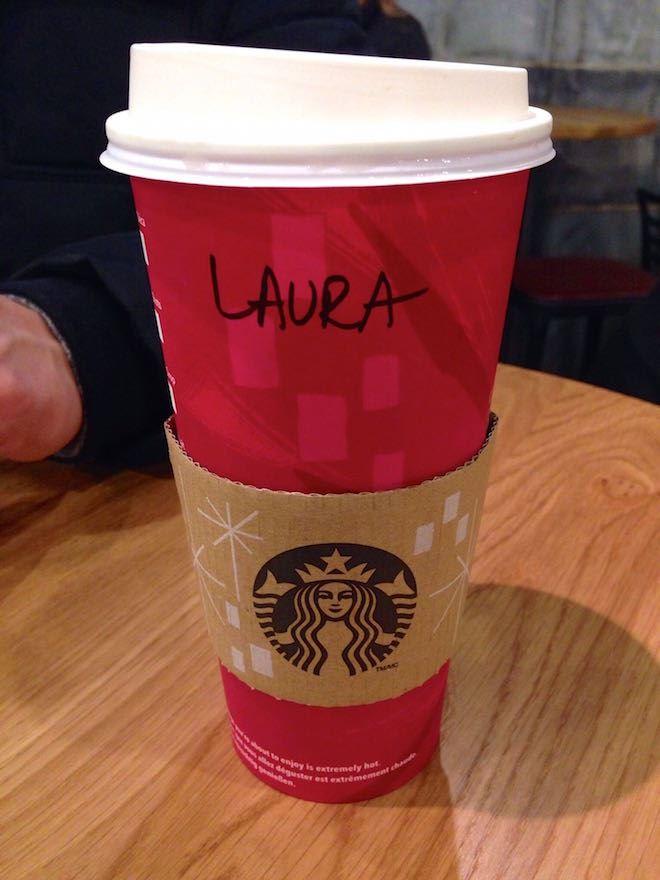 Starbucks Antwerpen
