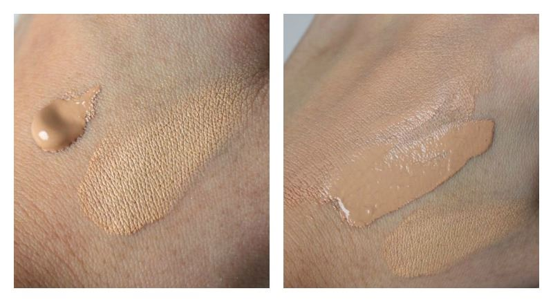 Collistar Total Perfection Duo swatches
