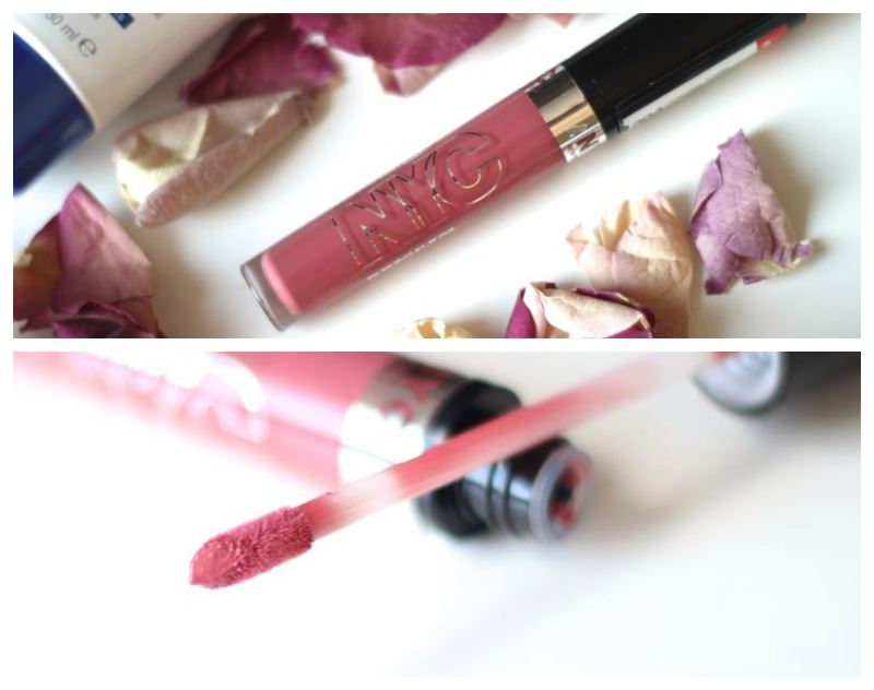 NYC Expert Last Lip Lacquer Central Park Passion
