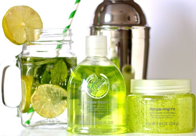 The Body Shop Virgin Mojito