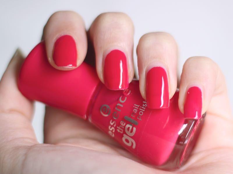 essence gel nail polish voor