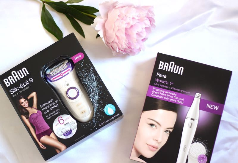 Braun Silk Epil 9 Braun Face
