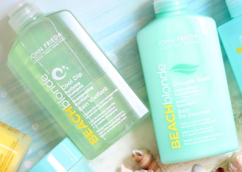 John Frieda Beach Blonde Cool Dip Shampoo