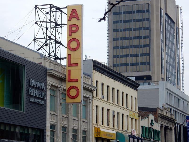 New York Apollo Theather