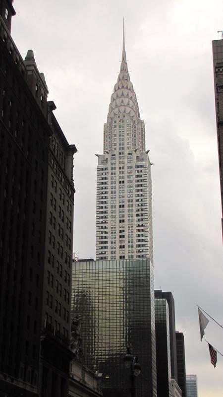New York Crysler Building
