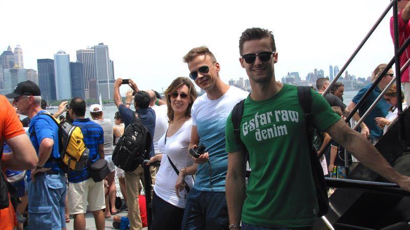 New York Liberty Cruise