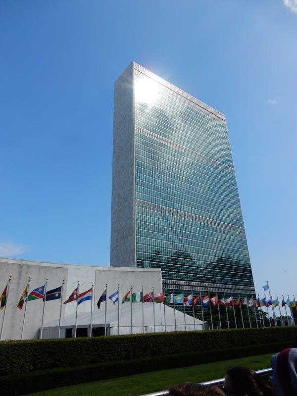 New York United Nations