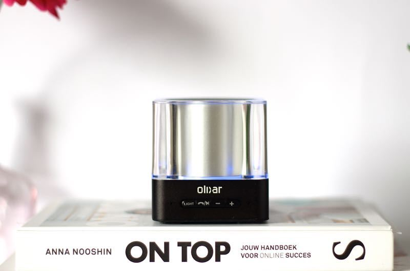 Olixar bluetooth speaker