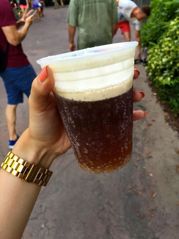 Universal Studios Orlando Harry Potter Butter Beer