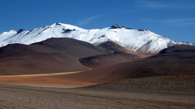 Andes Bolivia