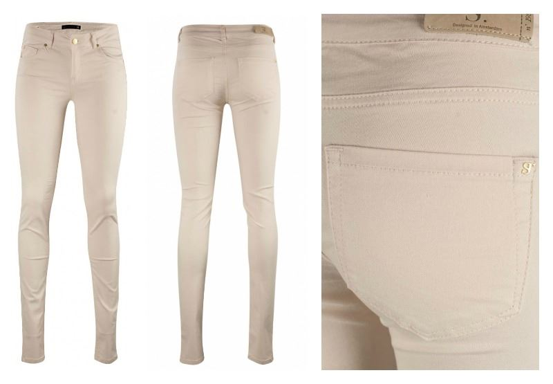 supertrash skinny jeans chalk