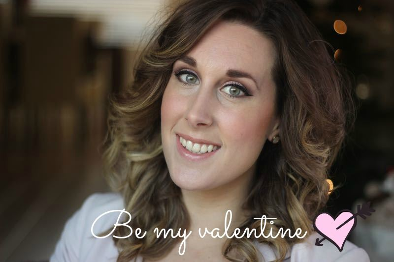 Be My Valentine Look 2016