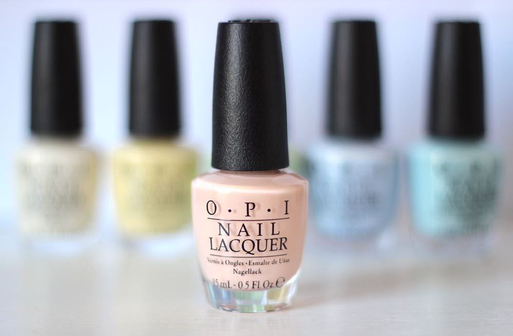 opi soft shades pastels stop it im blushing