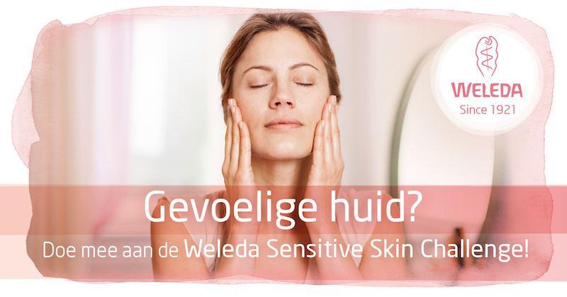 Weleda Sensitive Skin Challenge