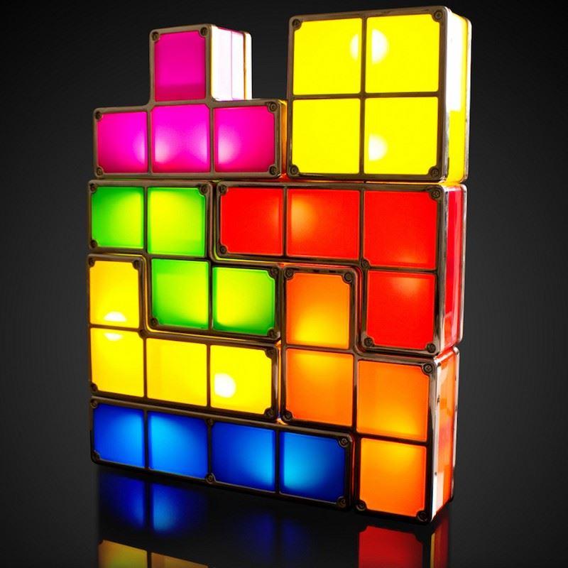 radbag tetris lamp