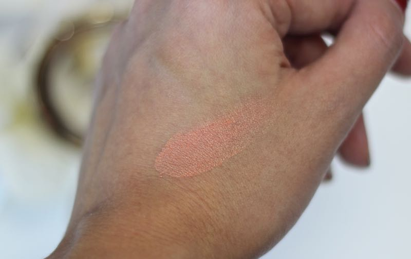 milani luminoso blush swatch