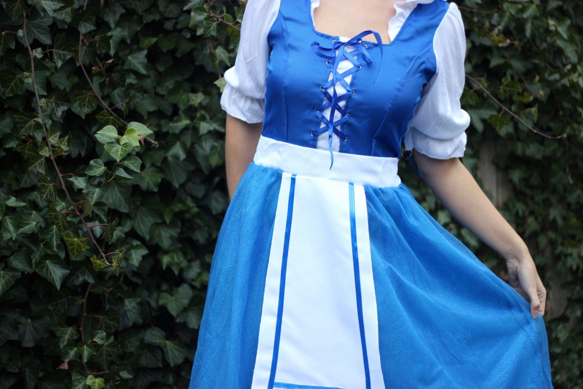 Belle Beauty And The Beast Jurk