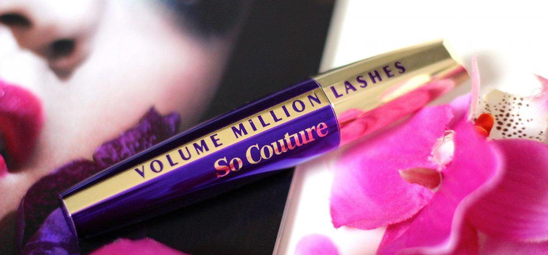 L'oréal Volume Million Lashes So Couture Mascara