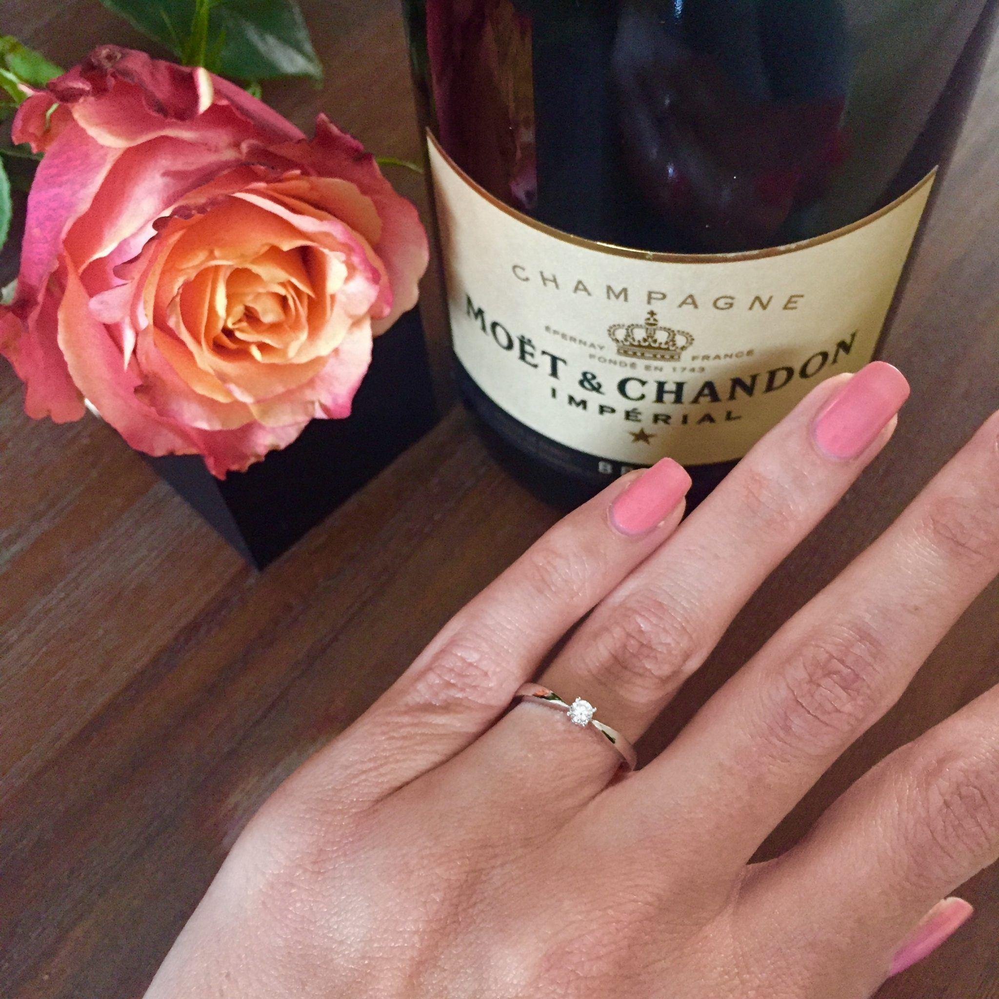 verloofd ring