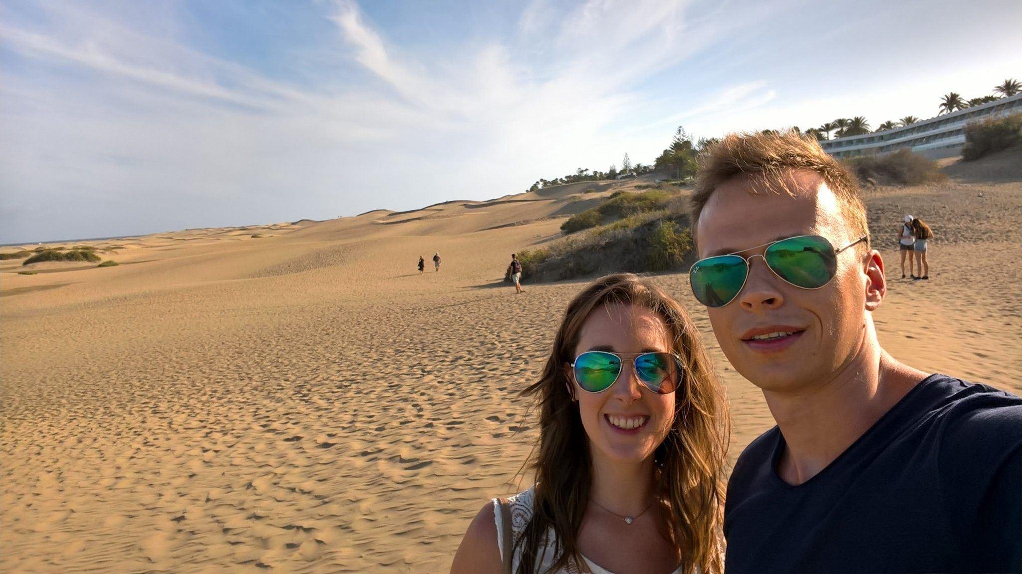 Gran Canaria Las Dunas Maspalomas