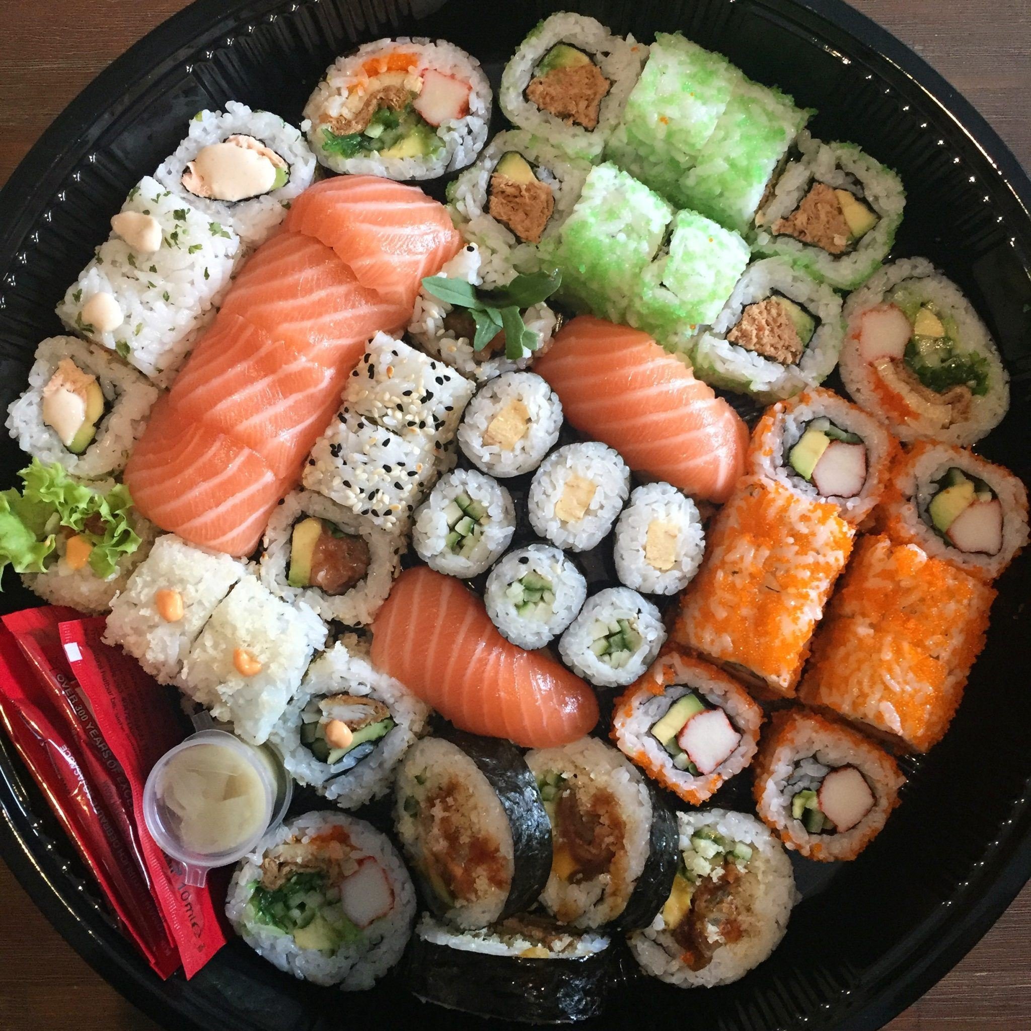 Laura's Life 4 sushi