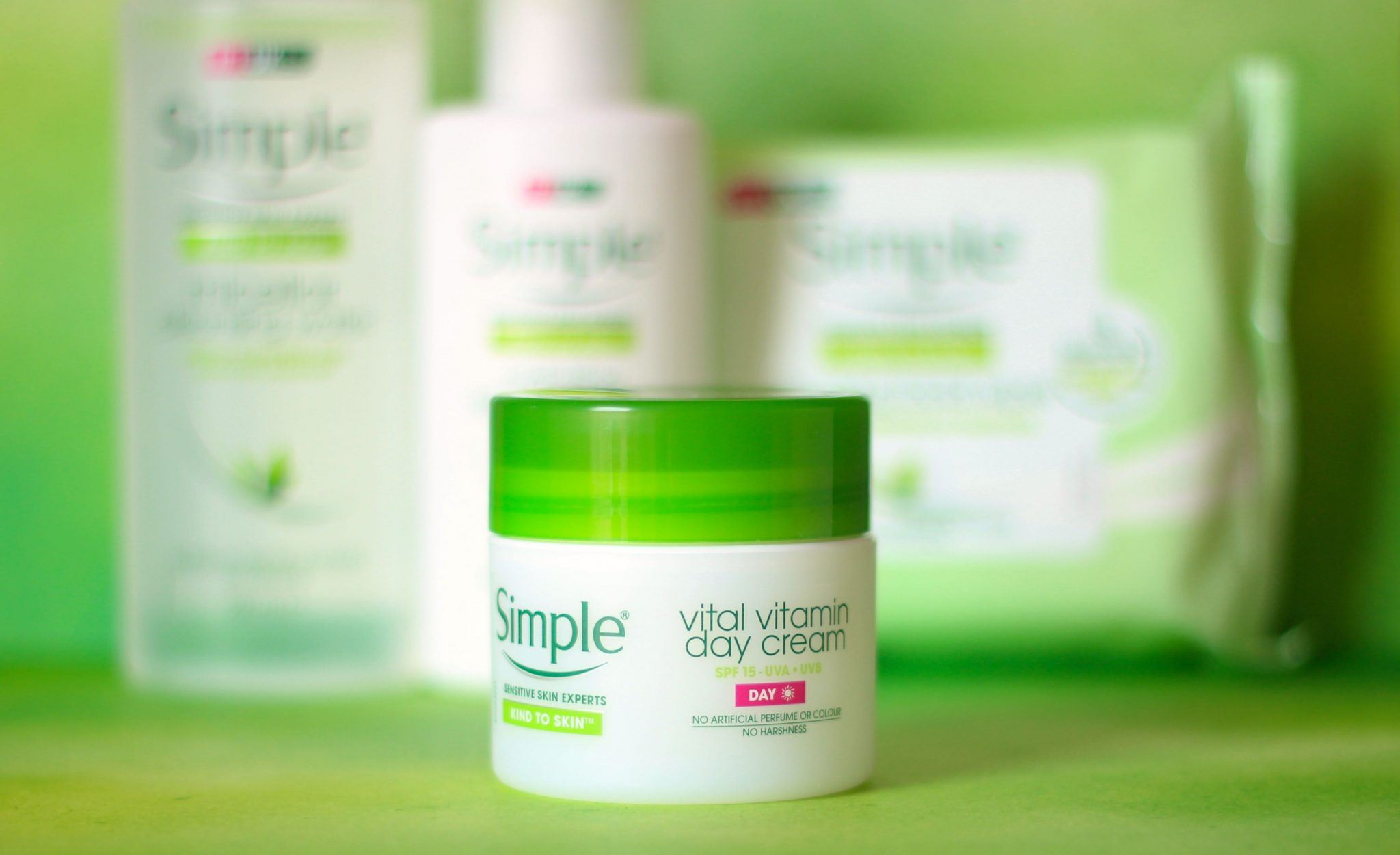 Simple Vital Vitamin Day Cream