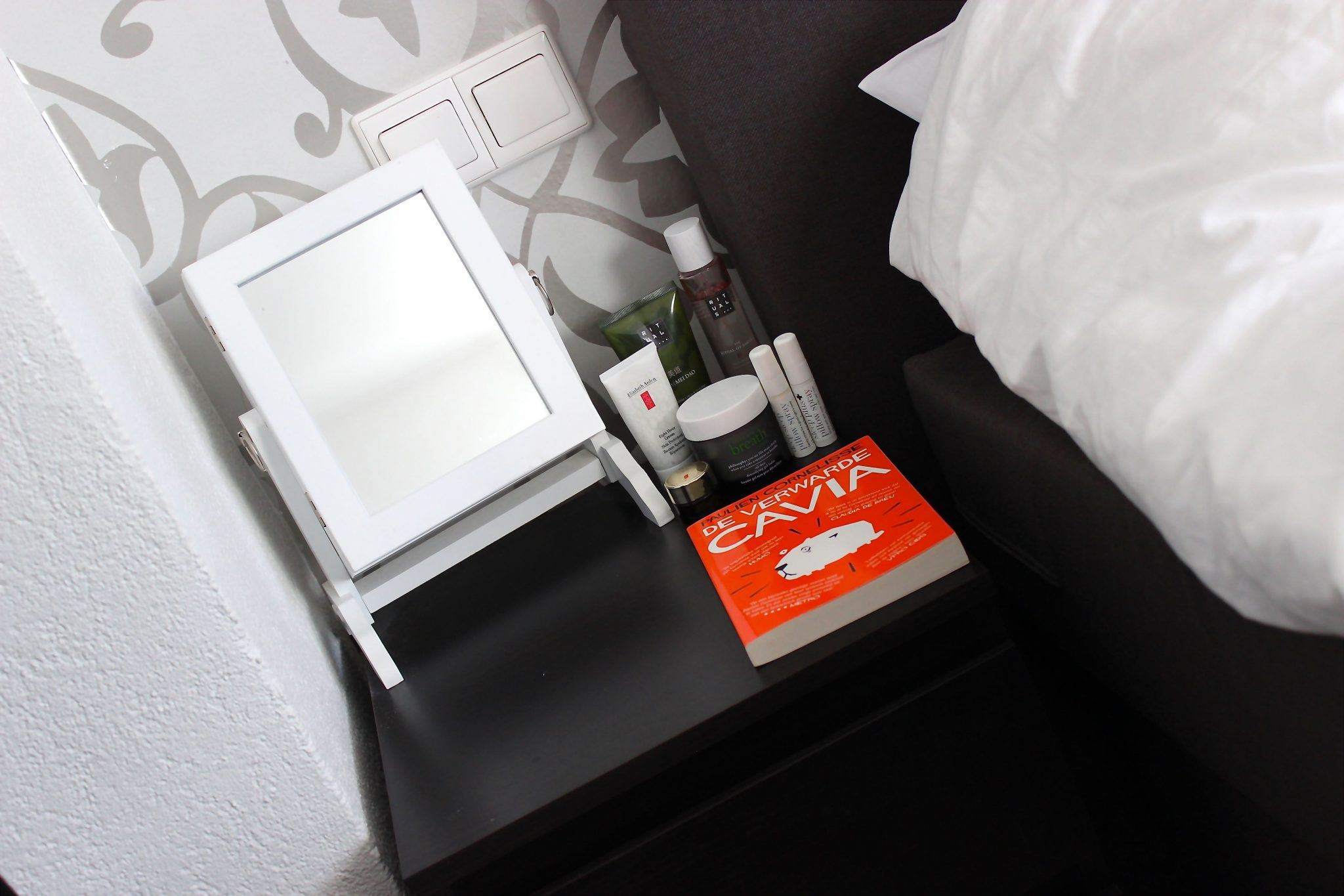 Slaapkamer nachtkastje ikea