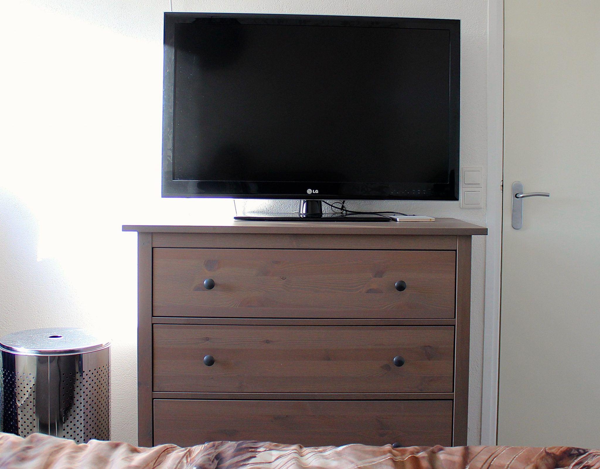 Slaapkamer tv kast hemnes