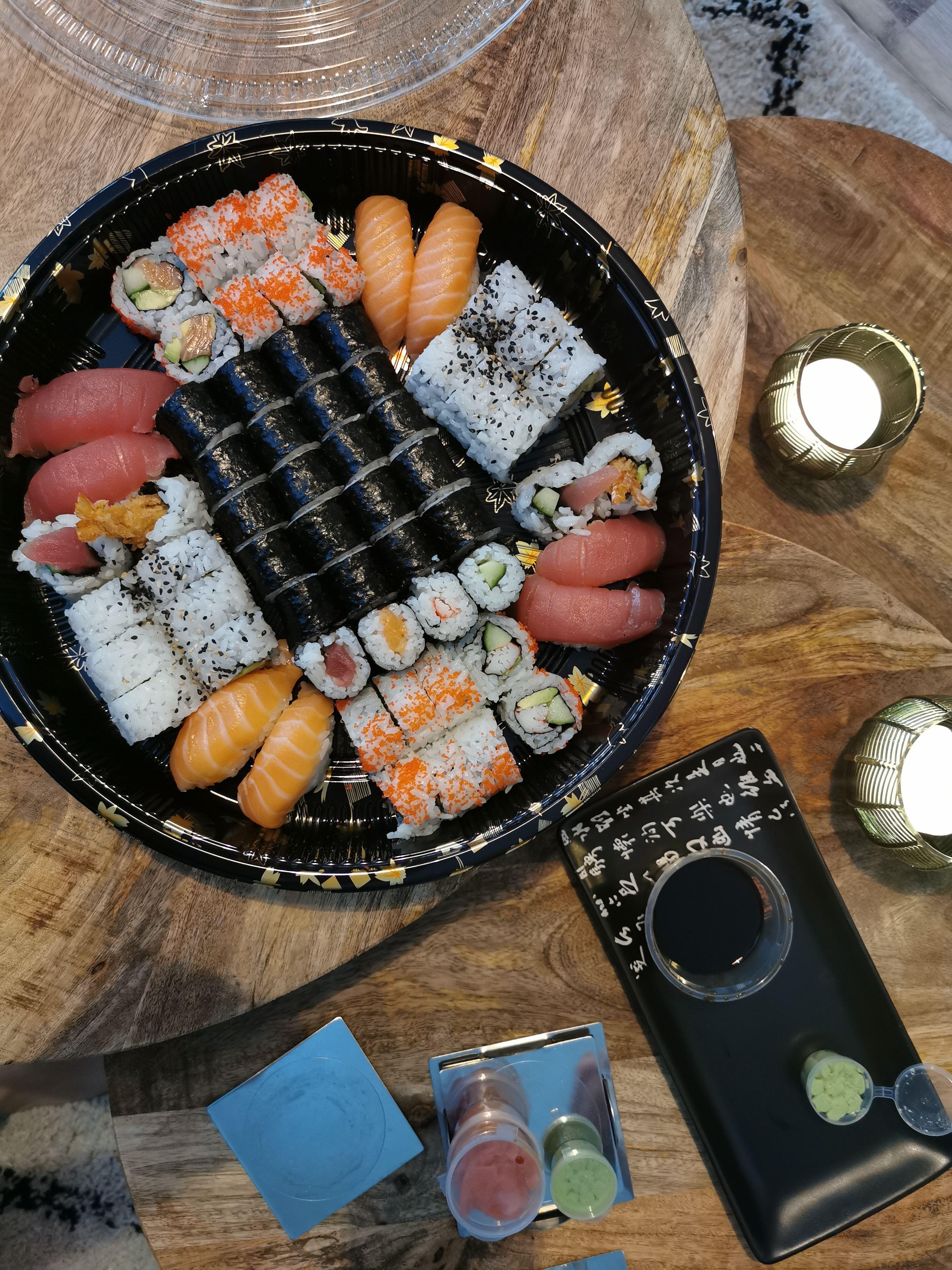 Laura's Life Sushi