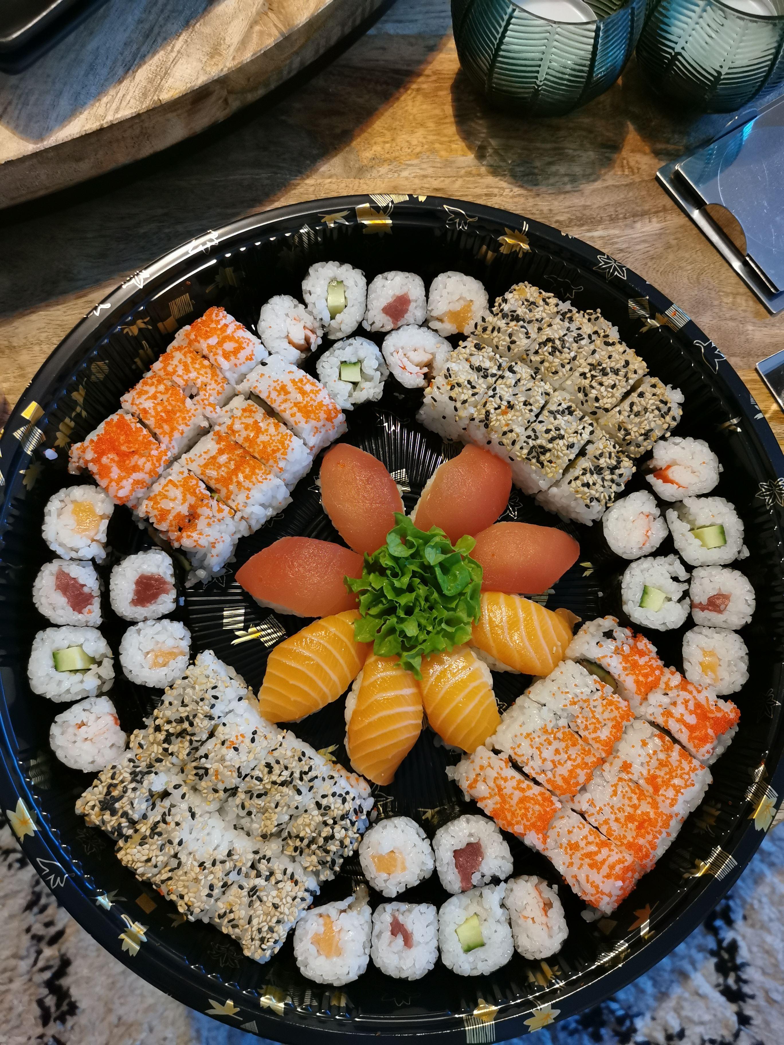 Laura's Life 11 Sushi