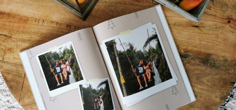 Fotoboek Colorland Huwelijksreis Bali