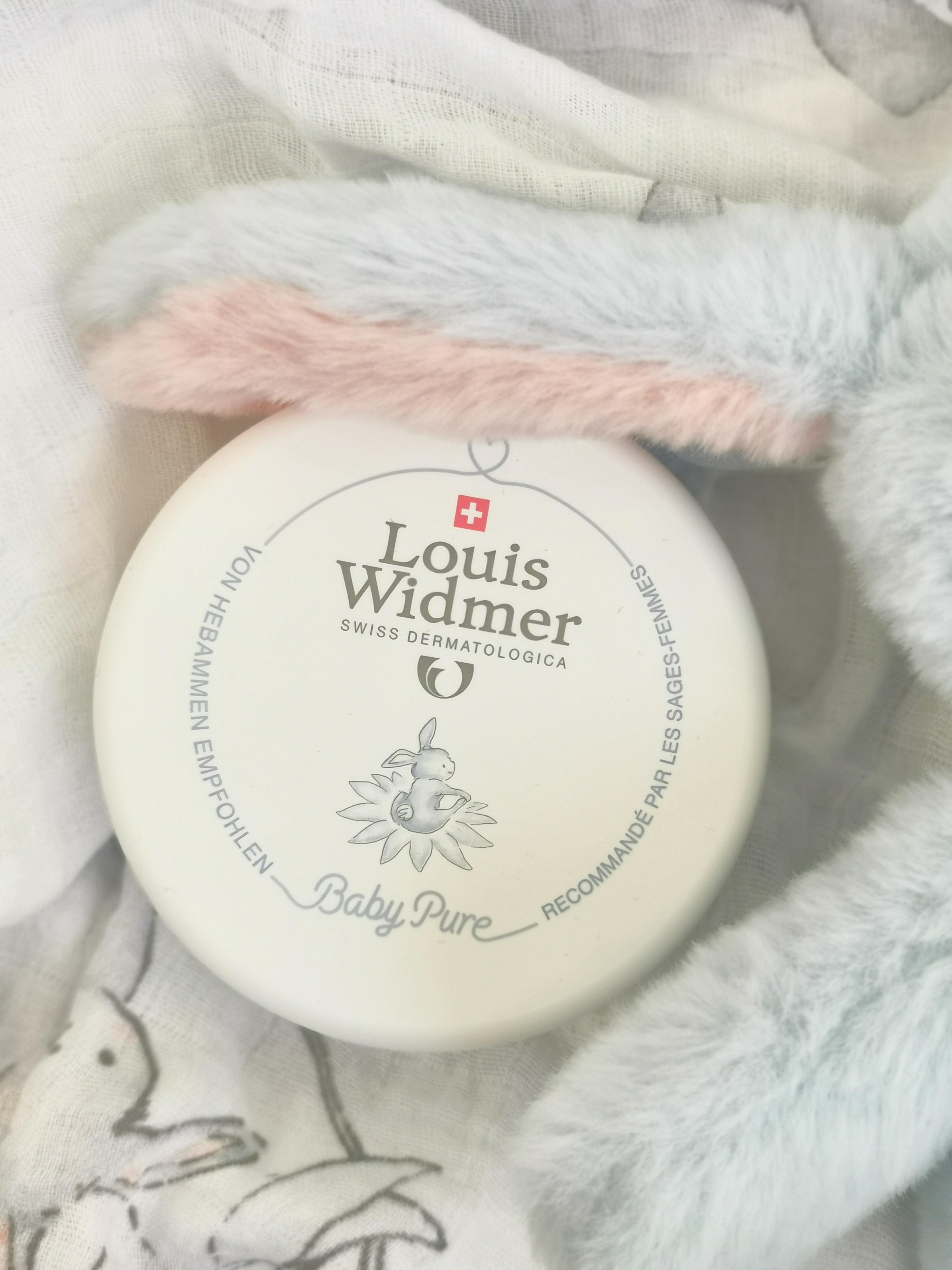 Louis Widmer Baby Pure luiercreme
