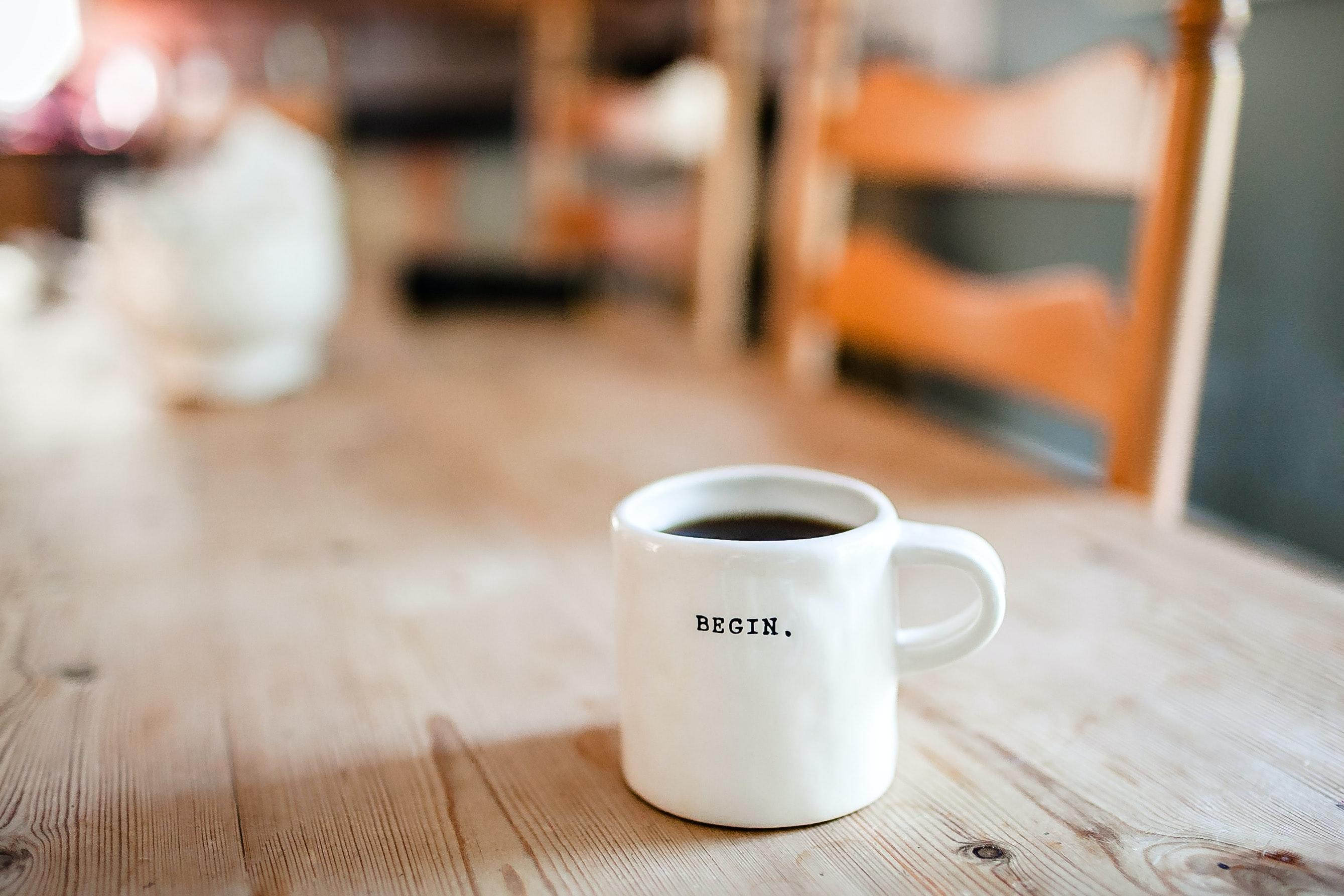 Koffie leren drinken tips